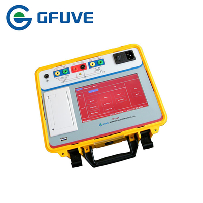 Portable voltage transformer test equipment With resistance test and  Polarity test
