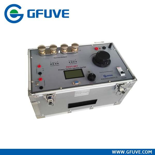 CE HEAVY CURRENT 1000A PORTABLE PRIMARY CURRENT INJECTION TEST KIT